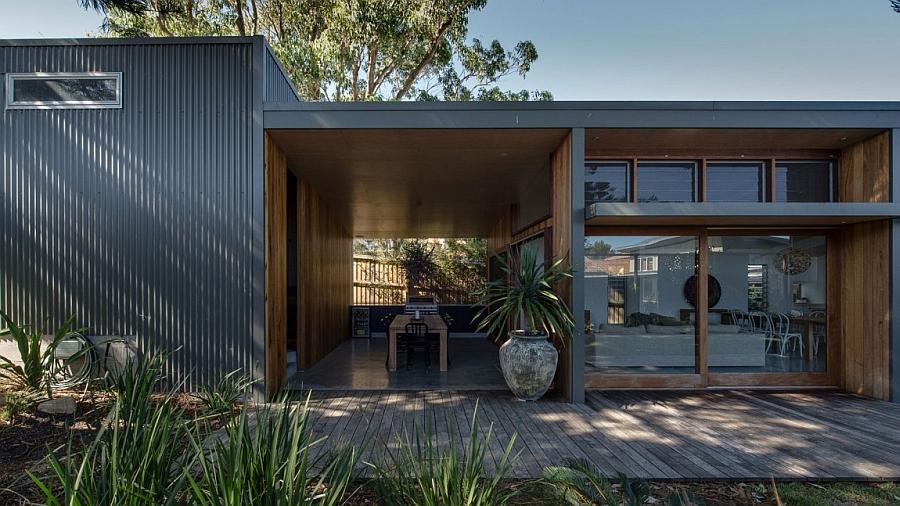 Small 70s Home In Australia Gets Creative Eco Friendly