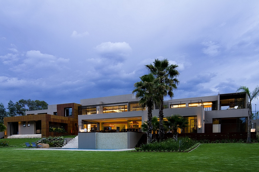 Sed house by Nico van der Meulen Architects Dramatic Contemporary Residence Amazes With Stunning Design And Decor