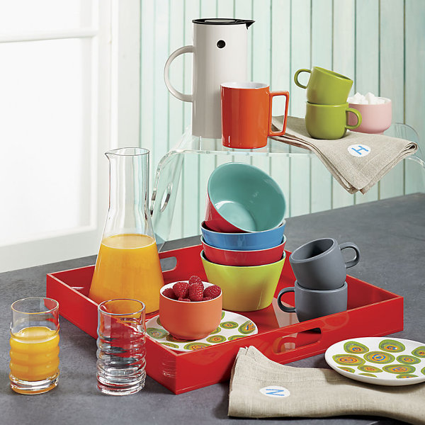 Serveware from CB2