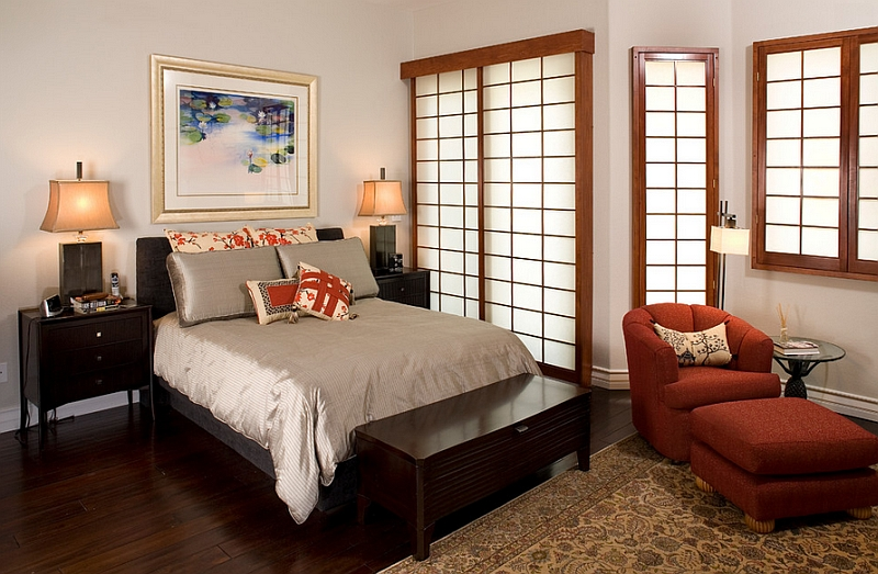View In Gallery Simple Reading Nook The Asian Style Bedroom