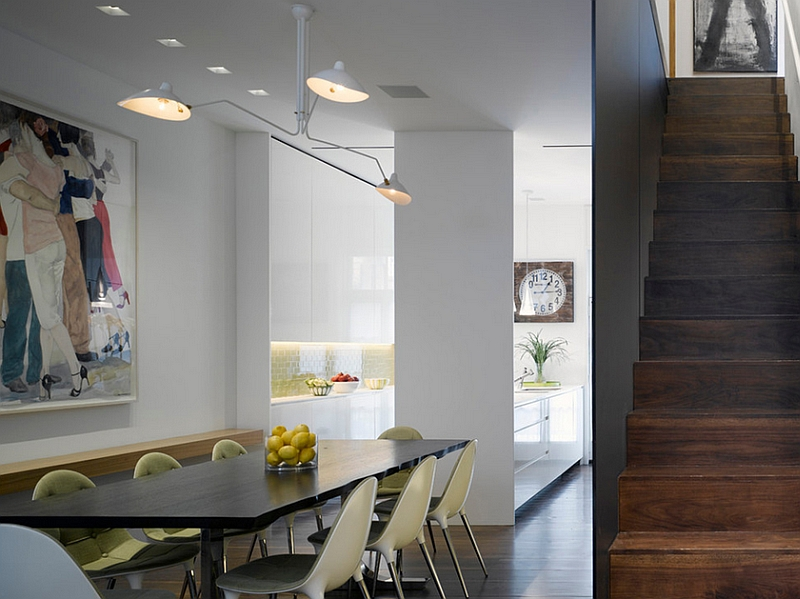Sleek and elegant Serge Mouille Lighting