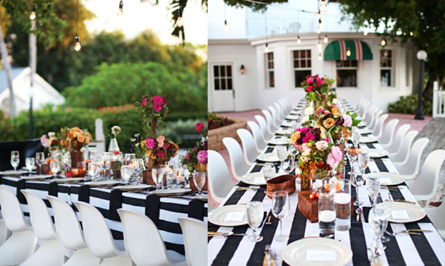 Dress Your Table To Impress With Inexpensive Linens