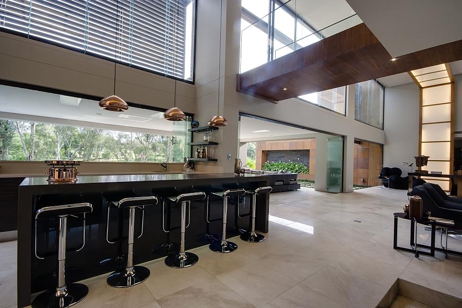 Stylish LEM bar stools