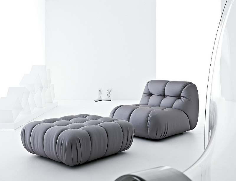 Stylish modular sofa from Mimo