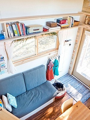 Tiny Project House by Alek Lisefski