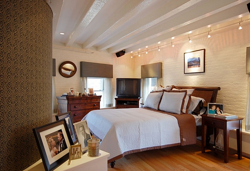 best bedroom lighting. View In Gallery Track Lighting The Bedroom Best E