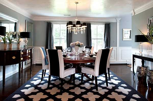 Dining Room Round Table | MyHome Crafter