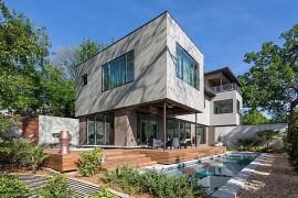 Efficient Design And Artistic Elegance Shape This Fabulous Atlanta Residence