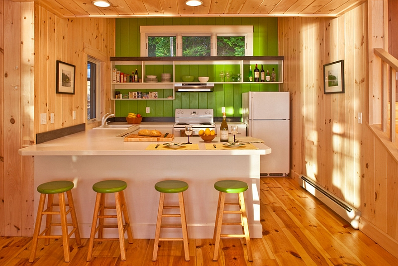Kitchen Backsplash Ideas: A Splattering Of The Most Popular Colors!