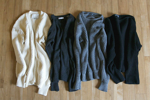 Winter sweaters