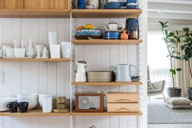 11 Wire Shelves For Every Room In Your Home