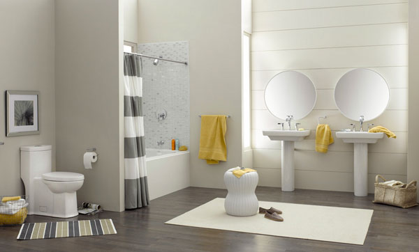 american standard brands  Shower Curtains Made From Burlap, Silk And More!