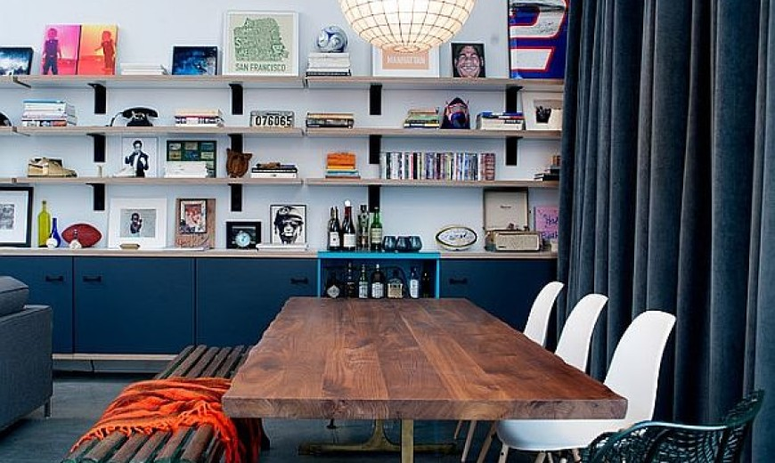 How To Make A Bold Statement With Velvet Drapes & Curtains
