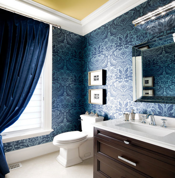 brown and blue bathroom sets- universalcouncil