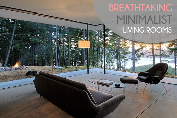 . 50 Minimalist Living Room Ideas For A Stunning Modern Home