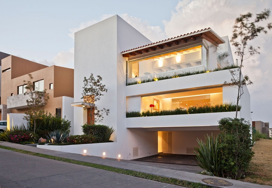 modern home in Cuajimalpa Morelos, México City