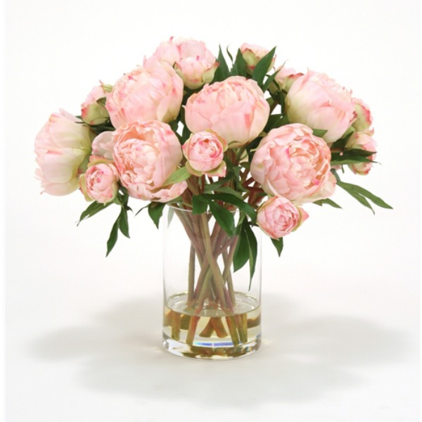 soft pink peonies.jpg Faux Plants That Will Fool Your Eyes   Faux Sure!
