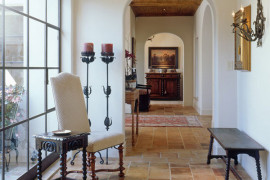 Egyptian Sandstone Repurposed for Elegant Home Flooring