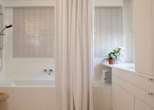 Shower Curtains Made From Burlap, Silk And More!