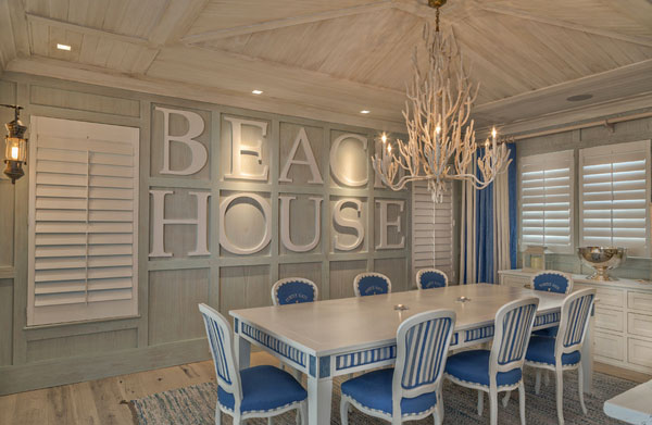Beach Cottage Decorating Ideas Pictures: Typography Wall Art To Fashion Inspirational Interiors