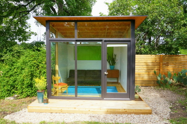 The art of building a tiny house on a budget - The modern tiny house ...