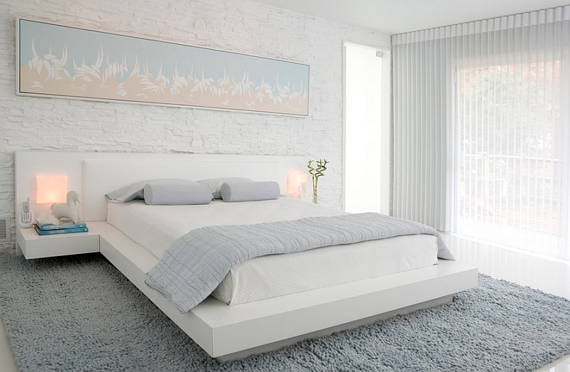 50 minimalist bedroom ideas that blend aesthetics with for Minimalist bedding ideas