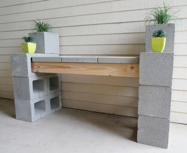 An additional bench option