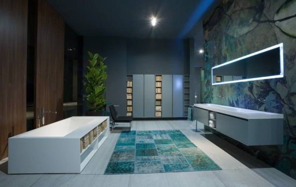 Antonio Lupi Bathrooms - stunning design - iSaloni 2014