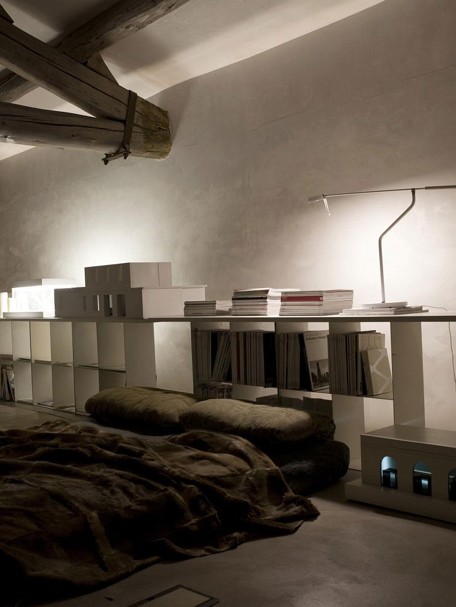 Beautiful bedroom borrows from Scandinavian design