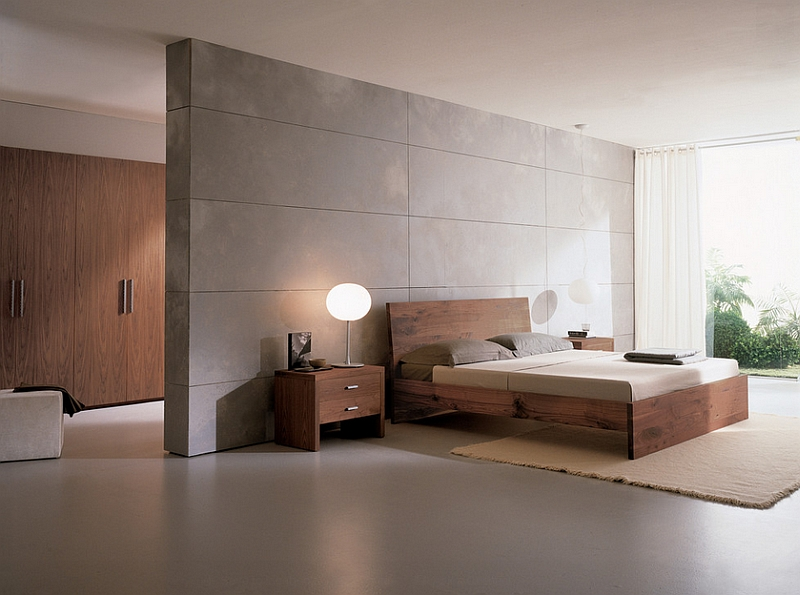 50 minimalist bedroom ideas that blend aesthetics with for Minimalist decorating small spaces