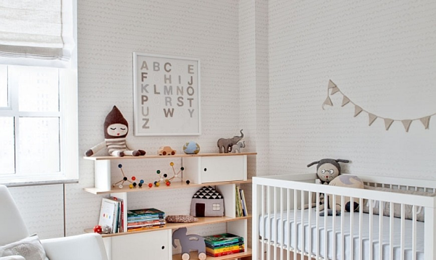 Gender Neutral Nurseries Deliver A Bundle of Joy!