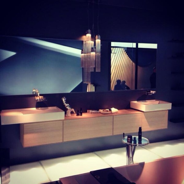 Contemporary bathroom design - iSaloni 2014