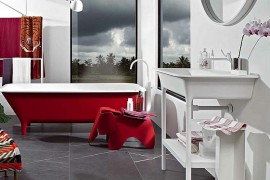 Beyond White: Colorful Bathtub Ideas For A Trendy Bathroom