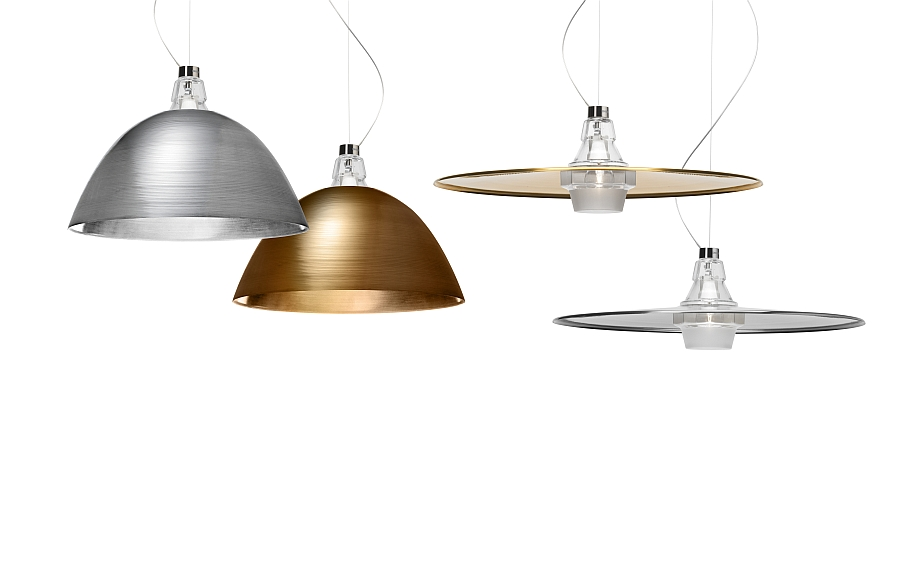 Crash and bell Collection from Foscarini