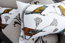 An Ode To Spring: Home Decor Inspired By Birds