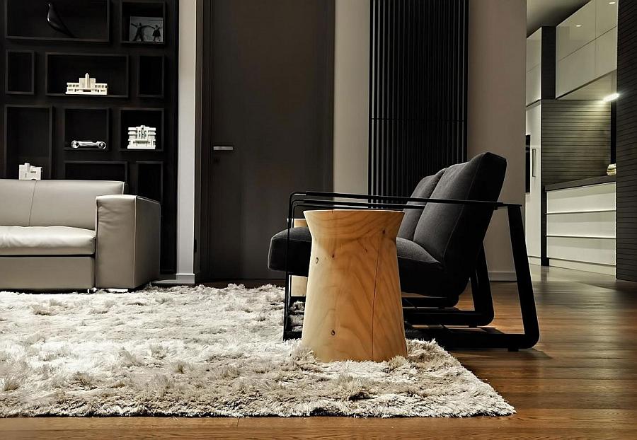 Elegant side table for the living room