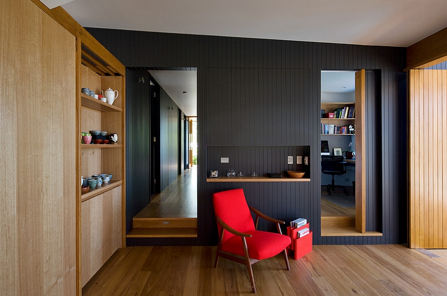 Ergonomic study that is connected with the living area