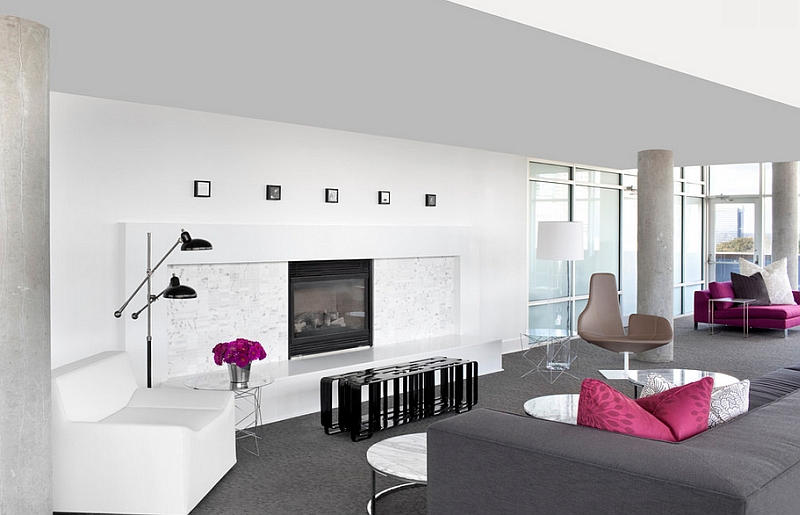 Fjord Relax Chair in the Contemporary Living Room