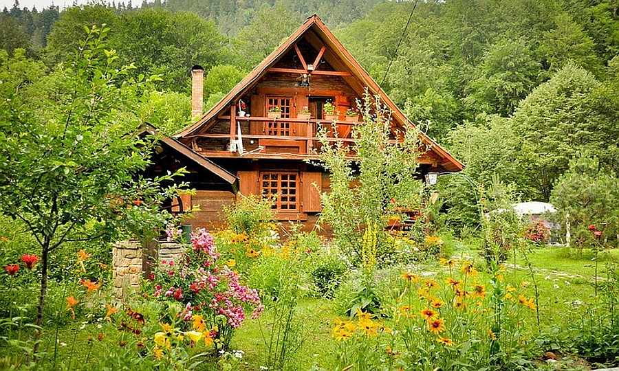 Gorgeous Rustic House Near Piatra Neamt Romania Gorgeous Rustic Home In Romania Combines Traditional Design With Stunning Scenery
