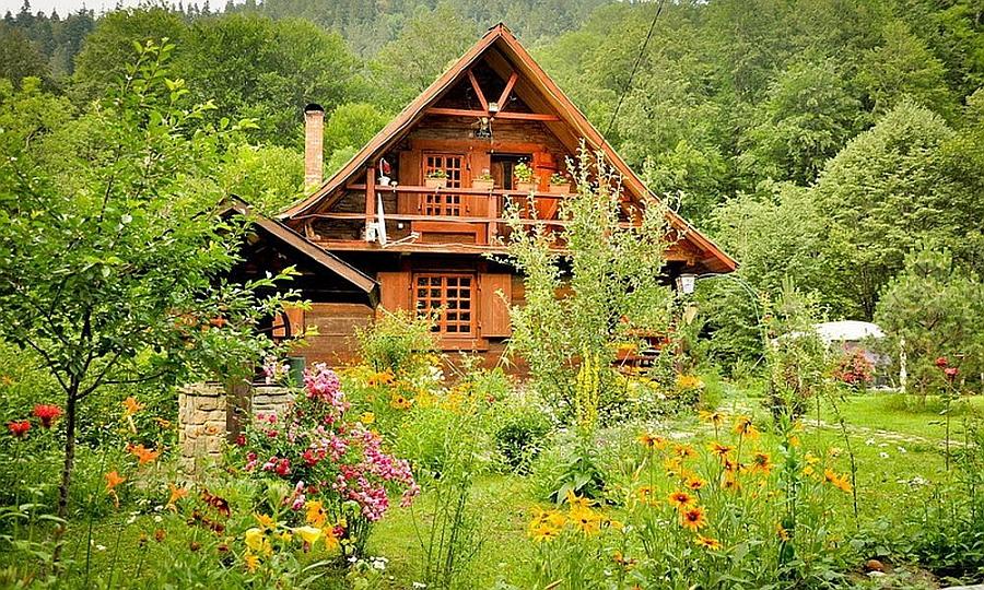 Gorgeous Rustic House Near Piatra Neamt, Romania
