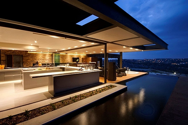 House Boz by Nico van der Meulen Architects in Pretoria, South Africa