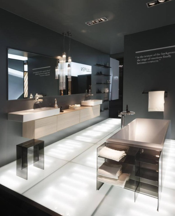 Laufen Bathrooms - iSaloni 2014
