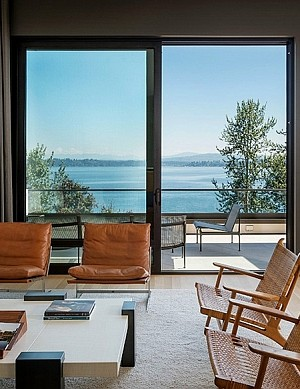 Madrona Private House in Seattle
