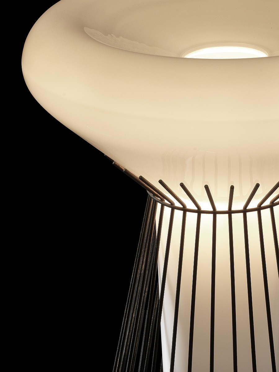 Metafisica Table Lamp frpm Foscarini