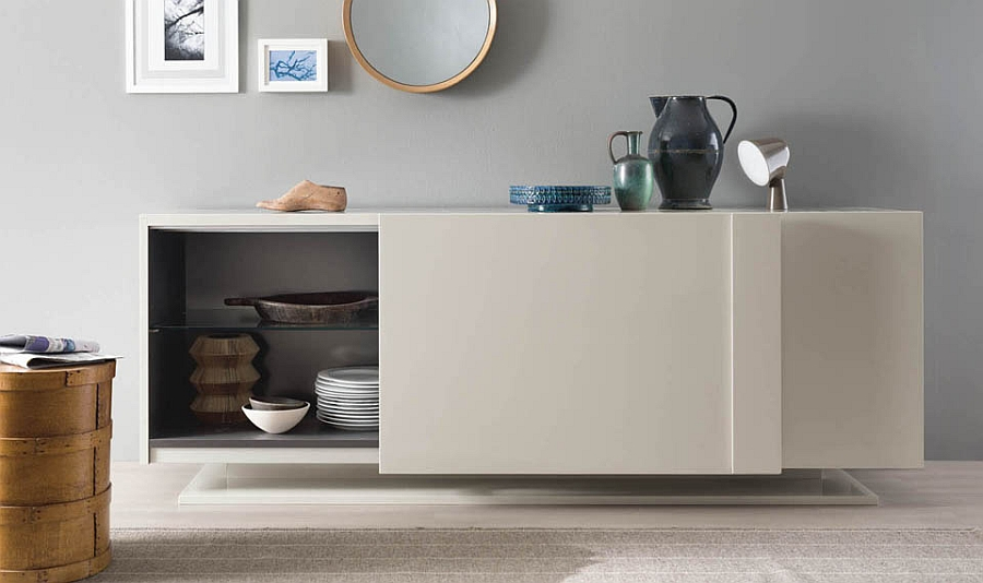 Sideboard design modern  Sideboard Designs Served with Modern Flair
