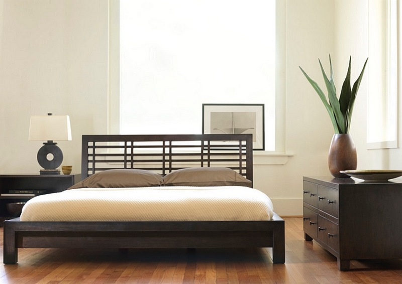 view in gallery minimalist furniture that is simple and organic - Bed Design Ideas