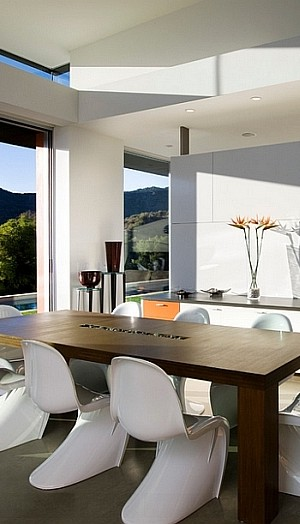 Modern Minimalist Dining Room Ideas