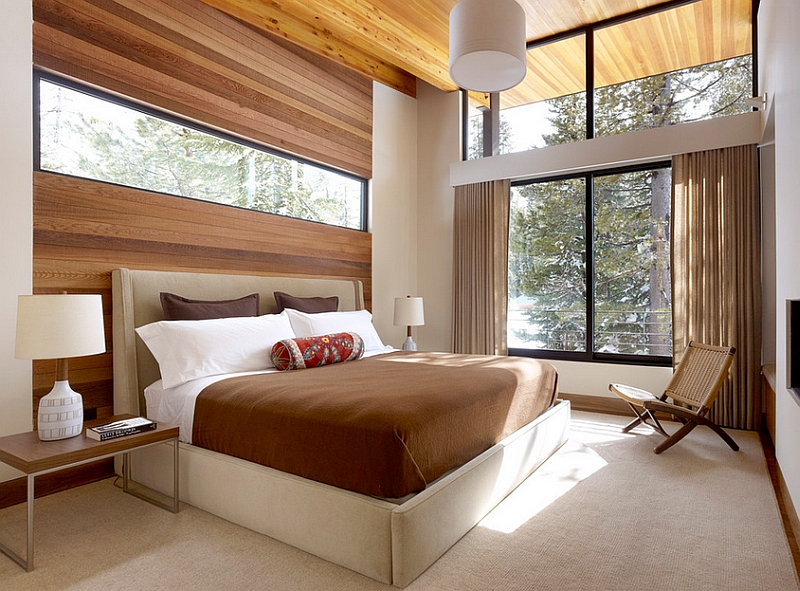 view in gallery natural light adds to the minimal approach here - Natural Bedroom Decorating Ideas