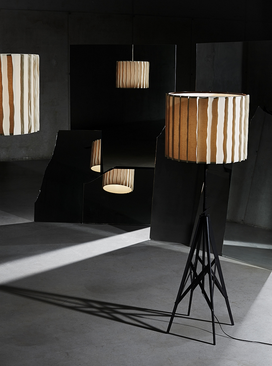 Pylon suspension and floor lamp brings contemporary chic style to your home Foscarini To Unleash A Quartet Of Ingenious Lamps At Milan Design Week