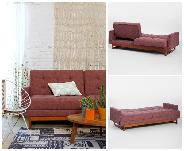 Tufted Sleeper Sofa Living Room Furniture Living Room Category